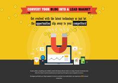 Turn Your Blog Into a Lean, Mean, Lead Generation Machine   WTD https://link.crwd.fr/9xj
