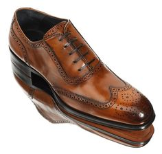 To Boot New York: Men's Duke Dress Shoe in Burnished Calf