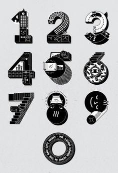 Numbers Tale by Zozu Edzech