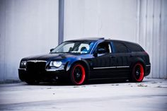 Dodge Magnum RT (with 300 front end)