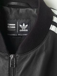 adidas Originals = Pharrell Williams Icon's Pack Superstar Track Jacket