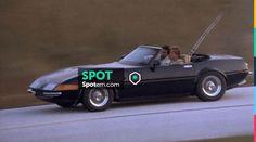 The Ferrari Daytona Spyder of Sonny Crockett in Miami Vice #Cars #FastCars #Movie #Spotern #MovieScene #Ford #Pontiac #Chevrolet #Mustang #Ferrari #Audi #Lamborghini #Falcon #Volkswagen #Dodge #Porsche #Delorean #Volvo #BMW #ActionMovie