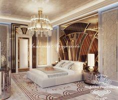 Дизайн интерьера спальни - Дизайн спальни