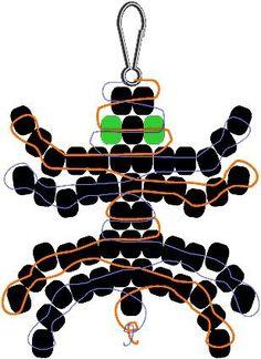 Spider Pony Bead Pattern: