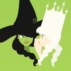 Crossovers: Frozen + Wicked