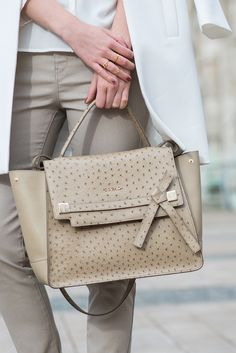 Its Alix Is Ready For The Weekend With Her Escada Ml40 Bag Escadaml40 Fashion Pinterest Instagram And