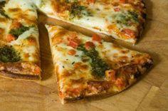Pizza sin gluten para celíacos
