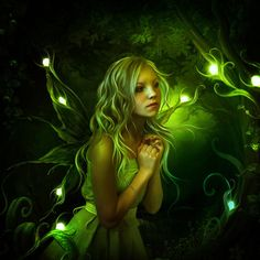 """""""Once upon an enchanted evening, fireflies danced, and fairies made wishes come true…""""    ~Unknown"""