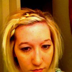 Cute braid for short hair