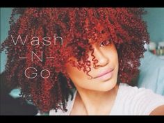 ❀ How to | My Curly Defined Wash n Go Routine Tutorial ❀