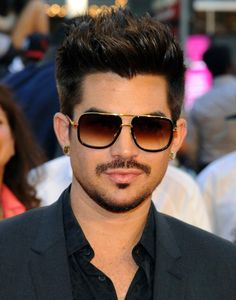 050609a8c71b Adam Lambert is extremely stylish in his Dita Mach-One d-frames available at