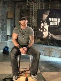 Media day with Brantley Gilbert gearing up for his new album! Pre-order #JustAsIAm at http://www.brantleygilbert.com