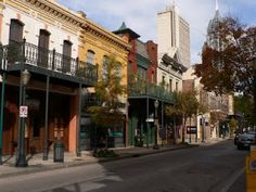 Dauphin Street Historic District, Mobile, AL