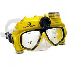 8MP Underwater Camera Mask Explorer Series