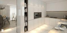 MOCO / Klasyka w nowoczesnej formie. - Średnia otwarta kuchnia w kształcie litery u, styl nowojorski - zdjęcie od MOCO Architecture