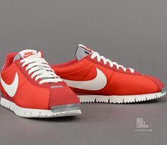 Nike Cortez NM Quickstrike-Chilling Red-Sail-Gym Red