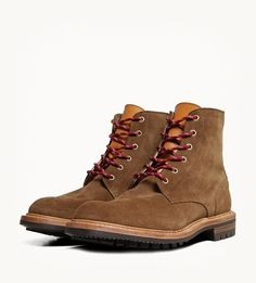 Tricker's x End Hunting Co, Low Leg Logger Boot