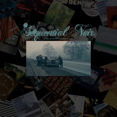 Sequential Noir: A Collection Of Cybernetic Jazz (CHR-002)