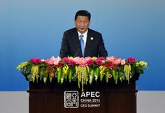President Xi says China will invest $1.25 trillion abroad over the next 10 years: http://bloom.bg/1tV7bIh
