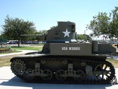 M3 Stuart by systemsrelaunch, via Flickr