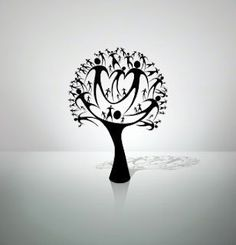 I absolutely love this for a family tree tattoo. I really value my family and I want to show it off
