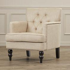 Talia Tufted Arm Chair | Joss & Main