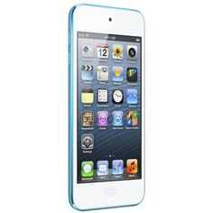 Apple iPod Touch 32GB MP3 Player (5th Generation)- Blue (MD717LL/A) ($249) ❤ liked on Polyvore featuring electronics, accessories, phone, technology, phone cases, ipod & audio and ipods & mp3 players