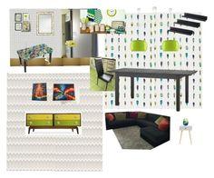 Szilvia és Balázs összkép 1. verzió by boglarkamakai on Polyvore featuring interior, interiors, interior design, home, home decor and interior decorating