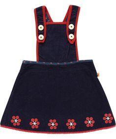 Albababy schattig blauw jurkje met rode bloemetjes - mt 92. o.a. nl.emilea.be: 49,95 euro