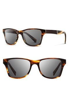 Shwood 'Canby' 53mm Sunglasses available at #Nordstrom