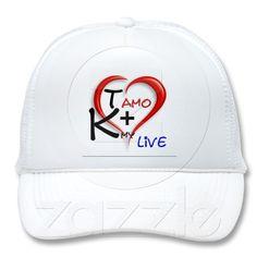 T amo + que a my live gorra