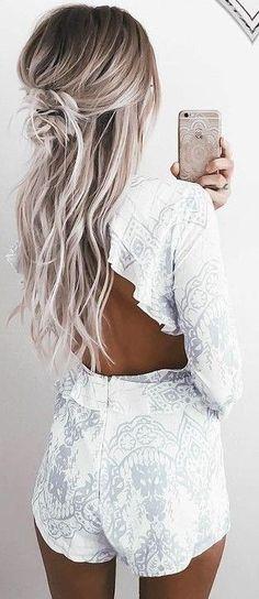 New hair color blonde balayage platinum 44 ideas - Hair Colors Blonde Ideen Ombre Hair Color, New Hair Colors, Blonde Color, Bright Blonde, White Ombre Hair, Gray Ombre, Ash Blonde Hair Silver, Brown Hair, Platnium Blonde Hair