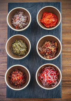 Sambals are essential Indonesian condiments, adding spice, texture and freshness to a variety of dishes. Guests are invited to visit the Culinary Cave at Bejana at The Ritz-Carlton, Bali to learn about Indonesian cooking through hands-on demonstrations with the Chef.