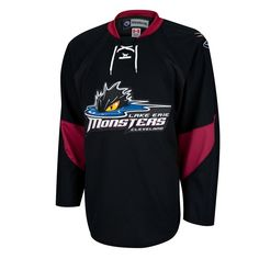 Lake Erie Monsters 3rd Replica Jersey