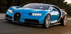 Bugatti Chiron : 1500 ch, 2,4 millions d'euros - Challenges.fr