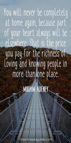 123 Inspirational Travel Quotes: The Ultimate List #TravelQuotes