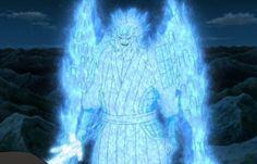 Perfect Susano'o of Hagoromo - screencap by me. Kakashi, Jiraiya Y Naruto, Madara Uchiha, Naruto Shippuden, Boruto, Indra Y Ashura, Akatsuki, Pokemon, Character Illustration