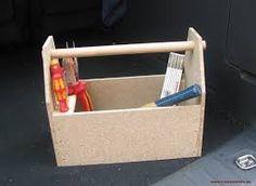 eine werkzeugkiste bauen l ndchenlust werkzeugwagen pinterest werkzeugkiste. Black Bedroom Furniture Sets. Home Design Ideas
