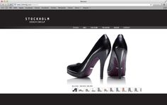 Webdesign. www.sthlmdg.no