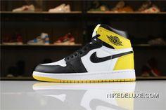new arrival e6537 31c19 Air Jordan 1 Retro High Og Yellow Ochre Summit White Black-Yellow Ochre  Online