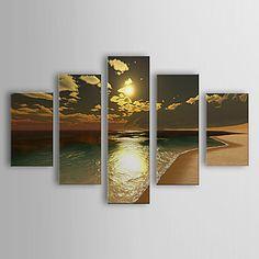 現代アートなモダン キャンバスアート 壁 壁掛け 油絵の風景特大風景画ポイント【楽天市場】