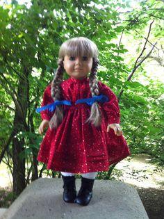 American GIrl Doll Clothes Custom Dress for by gofancynancy, $24.99