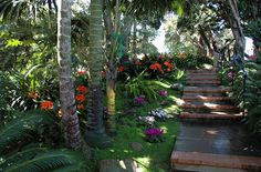 Relaxing day in San Diego: Encinitas Meditation Gardens - ocean views and a peaceful setting