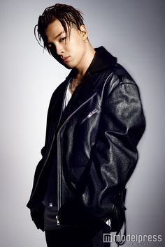 TAEYANG #JAPAN MODELPRESS 2016