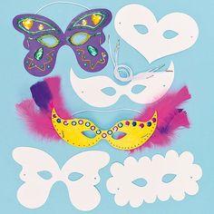 Masques de carnaval vierges - Lot de 12 Baker Ross http://www.amazon.fr/dp/B00IZL1PA0/ref=cm_sw_r_pi_dp_r2PYub1BFTW1R