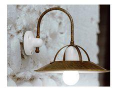 Postiglione 3620 Wall Light - Nirvana Lighting Wicker Baskets, Aldo, Wall Lights, Nirvana, Lighting, Projects, Furniture, Country, Home Decor