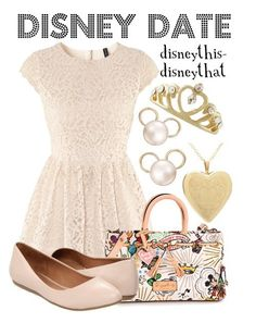 Disney outfit, so me!!