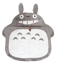 Ghibli My Neighbor Totoro Sleeping Bag Blanket Pillow Set Jp