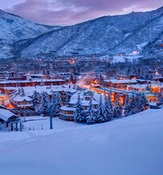 The Little Nell is the only Aspen Hotel. See all that the only hotel with ski-in, ski-out access to Aspen Mountain has to offer. Aspen Colorado, Colorado Springs, Colorado Ski Resorts, Colorado Winter, Vacation Places, Dream Vacations, Places To Travel, Places To Visit, Aspen Mountain