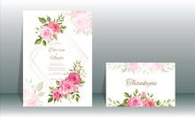 Best Place to Sell Photos Online, Footage Clips, Illustrations, & Vectors – Adobe Stock Beautiful Wedding Invitations, Floral Wedding Invitations, Wedding Invitation Card Template, Vector Online, Photo Online, Love And Marriage, Wedding Cards, Beautiful Flowers, Vector Free